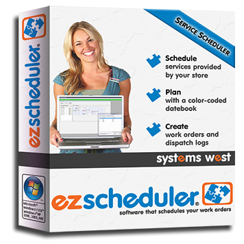 ezscheduler Work-Order Manager